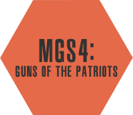 Scheda Tecnica - Metal Gear Solid 4: Guns of the Patriots